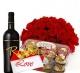 www.rosesmania.com  - коледни кошници, доставка на цветя и подаръци